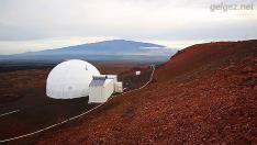 Mars simülasyonu 12 ay sonunda tamamlandı