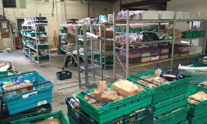 Artık yiyecekleri satan süpermarket açıldı