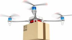 Dürüm siparişleri dronelar ile yapılacak!