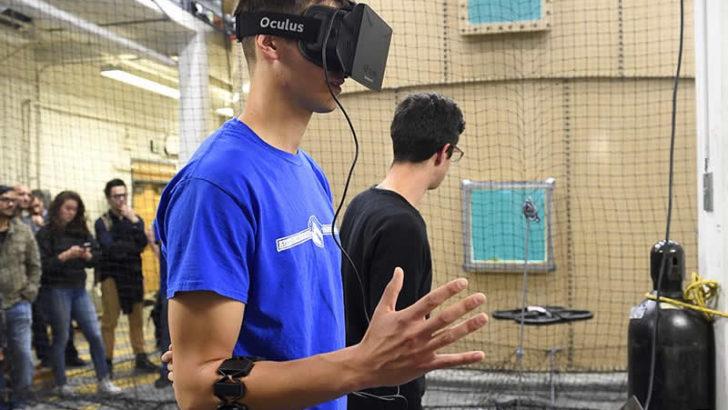 Robotik Teknolojide ilk Olimpiyat İsviçre'de yapılacak