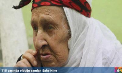 430'a yakın torunu olan Türkiye'nin en yaşlısı Şahe Nine vefat etti