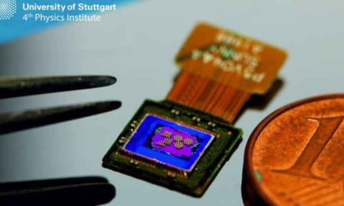 Almanlar, Şırıngayla Enjekte Edilebilen Kamera İcat Ettiler