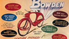 "1946'da Geleceğin Bisikleti ""Spacelander"""