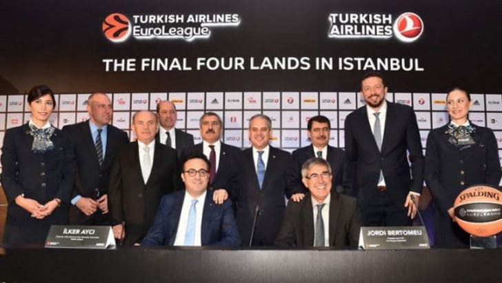 EUROLEAGUE'de Yeni Sezon!