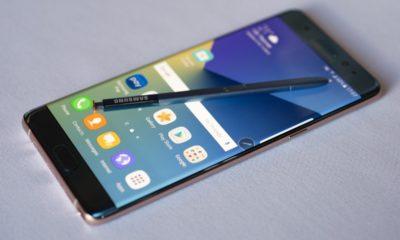 Samsung Galaxy Note 7 Tarih Oldu!