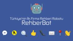 RehberBot Hizmetinize Hazır