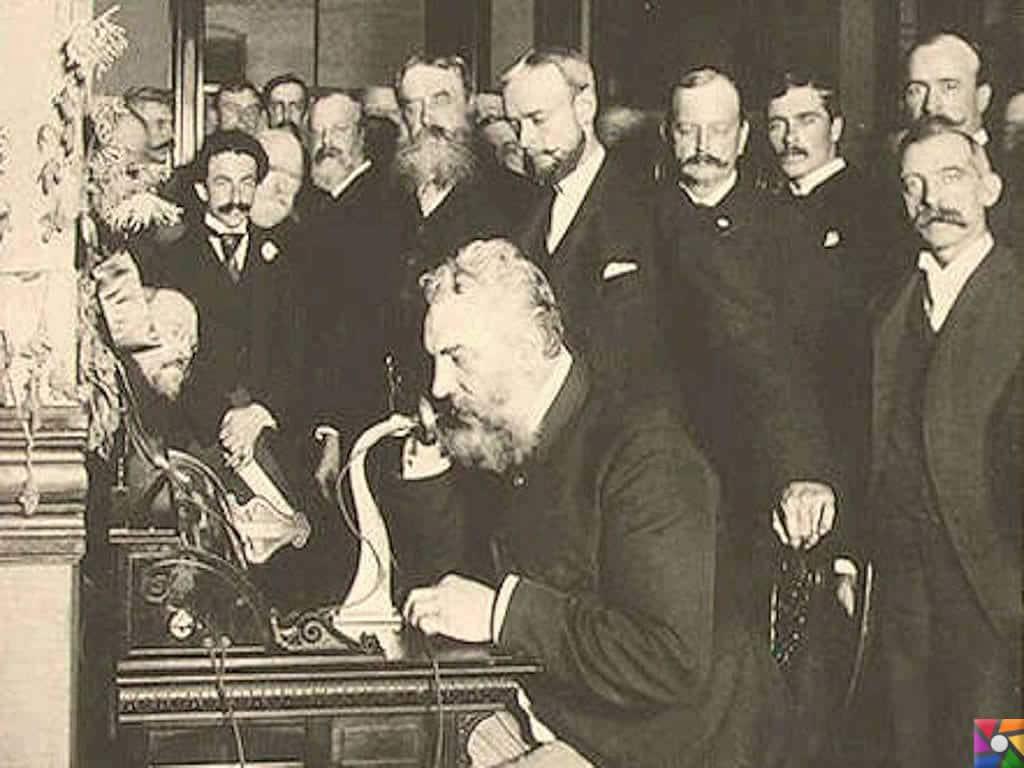 Alexander Graham Bell Kimdir? | New york'ta şehirler arası telefon denemesi yapıyor