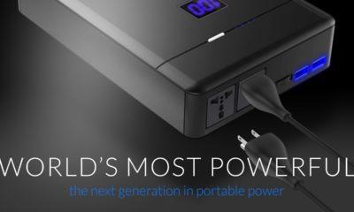 Buzdolabını Bile Çalıştırabilen Taşınabilir Batarya: PLUG