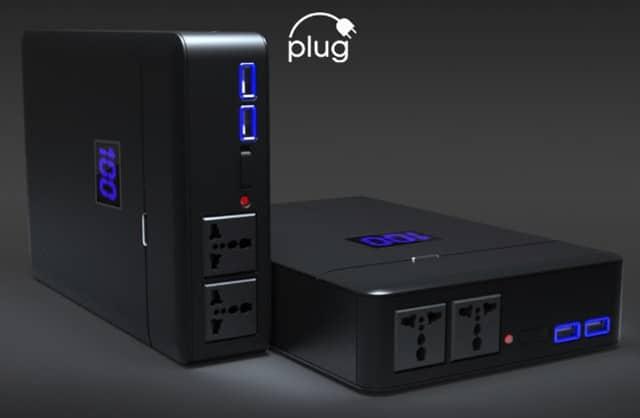 Dünyanın En Güçlü Taşınabilir Bataryası|ChargeTech-PLUG