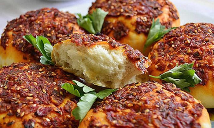 Hatay'ın Meşhur Biberli Ekmek Tarifi