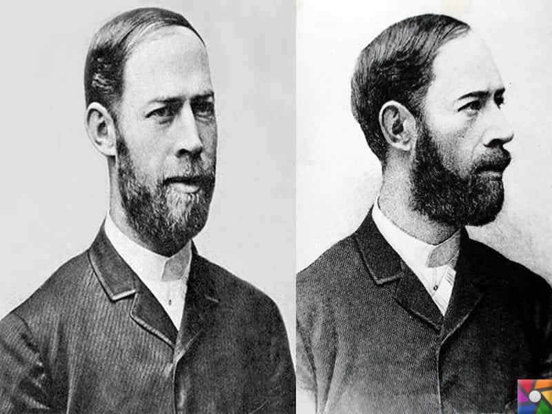 Heinrich Rudolf Hertz Kimdir? | Heinrich Rudolf Hertz'in fotoğrafı