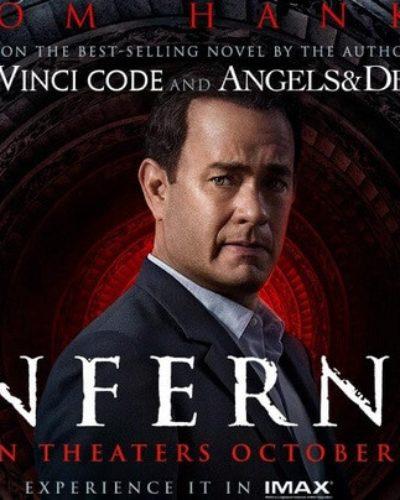 Cehennem – Inferno Bu hafta vizyonda!