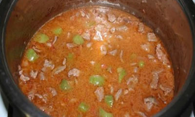 Isparta'nın yöresel yemeği Taseti nasıl yapılır?