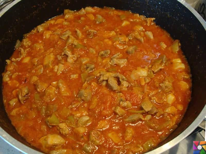 Isparta'nın yöresel yemeği Taseti nasıl yapılır? | Et yahnisi