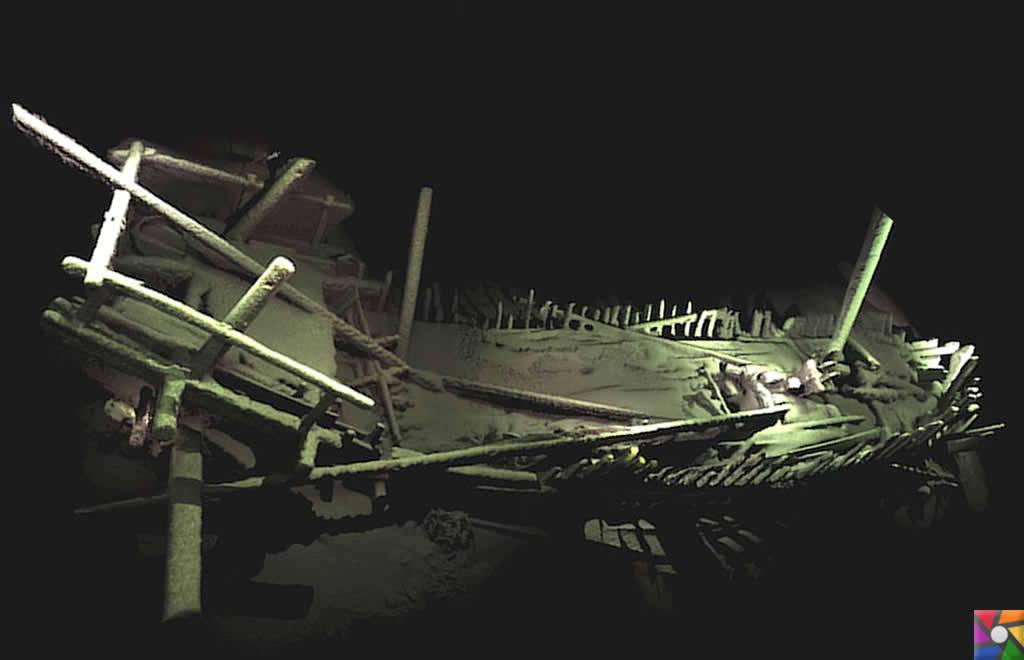 Karadeniz'de 40'a yakın batık gemi bulundu! Osmanlı Gemileri