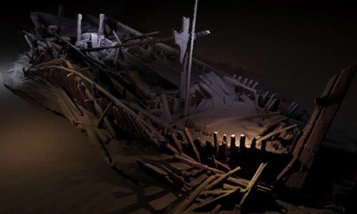 Karadeniz'de 40'a yakın batık gemi bulundu!
