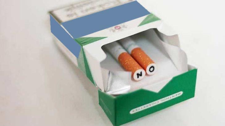 Mentollü sigaralar normal sigaralara göre daha zararlı!