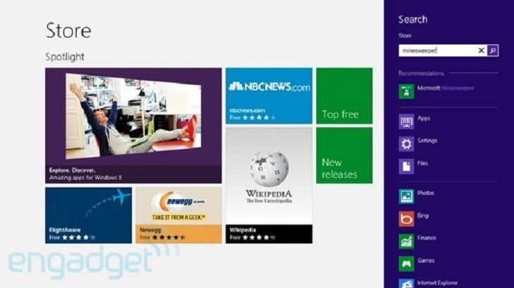 |Windows Store 90.000 Uygulama Kaldırıldı|