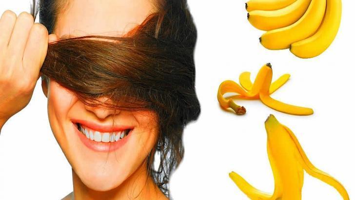 Yüz temizliğine doğal çözüm: Muz kabukları