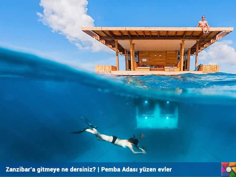 Zanzibar'a gitmeye ne dersiniz? | Zangibar | Pemba Adasında dalış