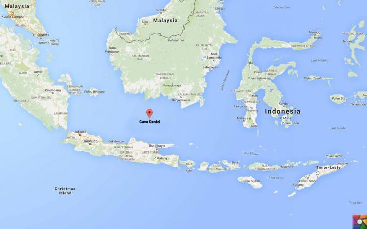 1942'de batırılan savaş gemilerin enkazları ortadan kayboldu! | Cava Denizi