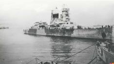 1942'de batırılan savaş gemilerin enkazları ortadan kayboldu!