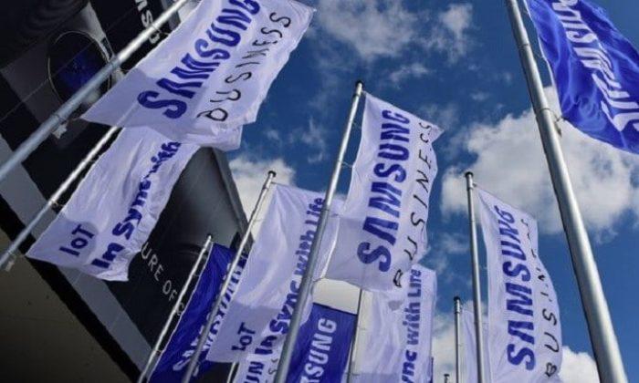 Samsung Güney Kore Ofisine Baskın