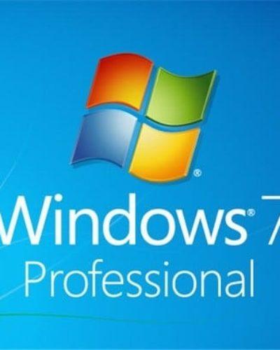 Microsoft, Windows 7'yi Bitirmek Üzere