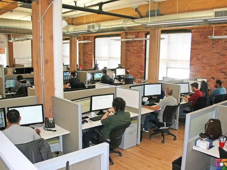Açık ofis mi kapalı ofis mi? Çalışanı nasıl etkiler? | Açık ofiste çalışan rahat izlenir