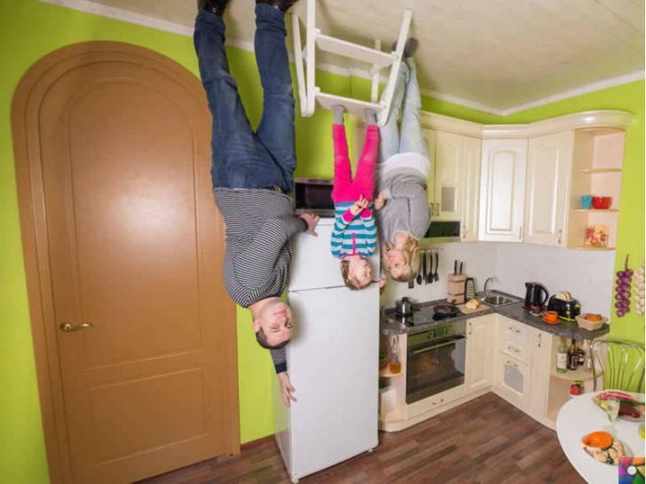 Antalya'daki Ters Eve gittiniz mi? Türkiye'de bir ilk! | ailece keyif alabilecek bir yer