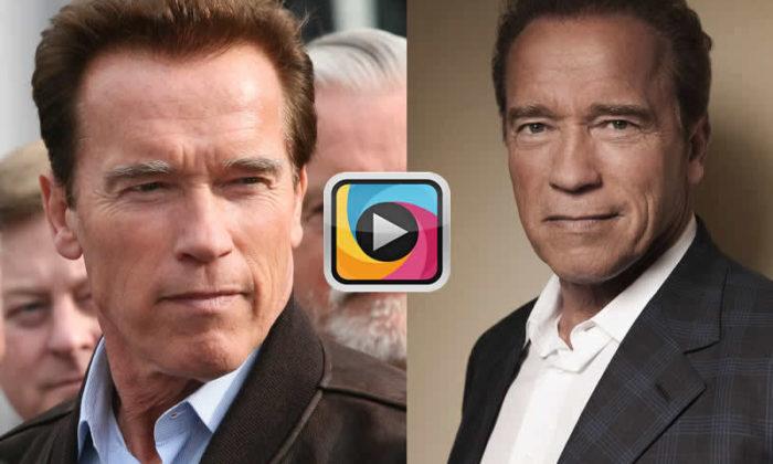 Arnold Schwarzenegger'in 52 yılda değişen vücudu