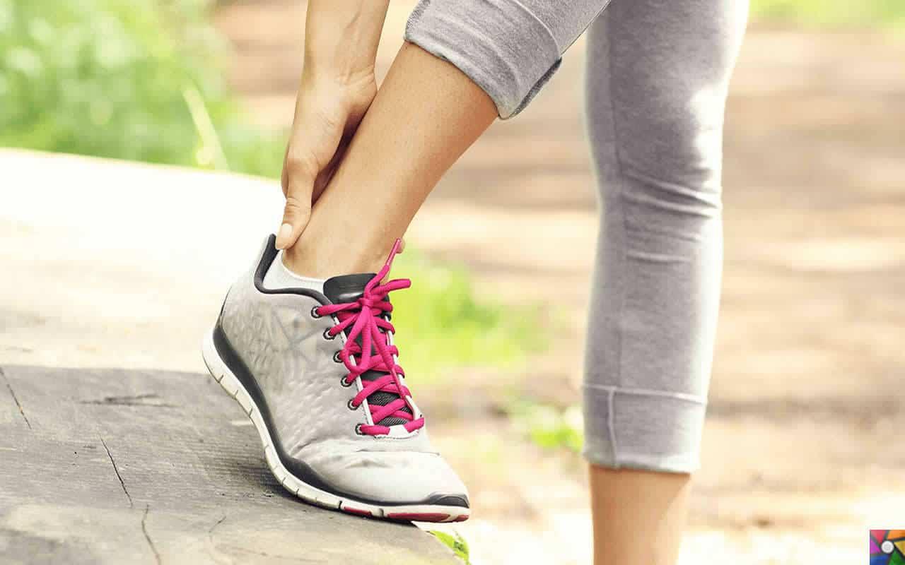 Ayak Bileği ağrısı nedir? | Nedenleri | Tedavisi | Sporcuların ayak bileğinin zedelenmesi sonucu ağrı oluşabilir.