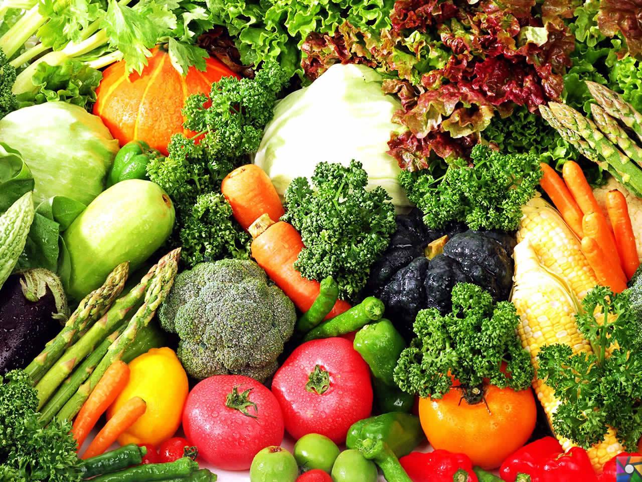 Besin Grupları Nelerdir? Besinlere göre nasıl dengeli beslenmeliyiz? | Taze Sebze ve Meyveler ile her zaman genç kalın