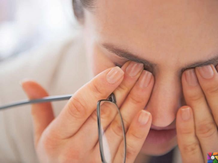 Bilgisayar Başında olanların karşılaşacakları 6 hastalık | Göz Bozuklukları