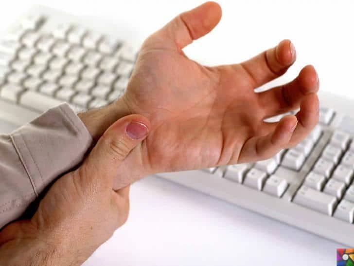 Bilgisayar Başında olanların karşılaşacakları 6 hastalık | Karpal tünel sendromu