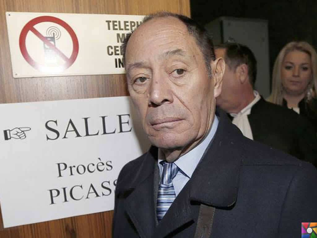 Çalıntı Picasso tablolarında yeni iddia: Picasso'nun eşi eserleri saklamış!   Picasso'nun oğlu Claude (Ruiz) Picasso