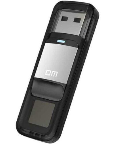 Karşınızda Parmak İzi Okuyuculu USB Bellek