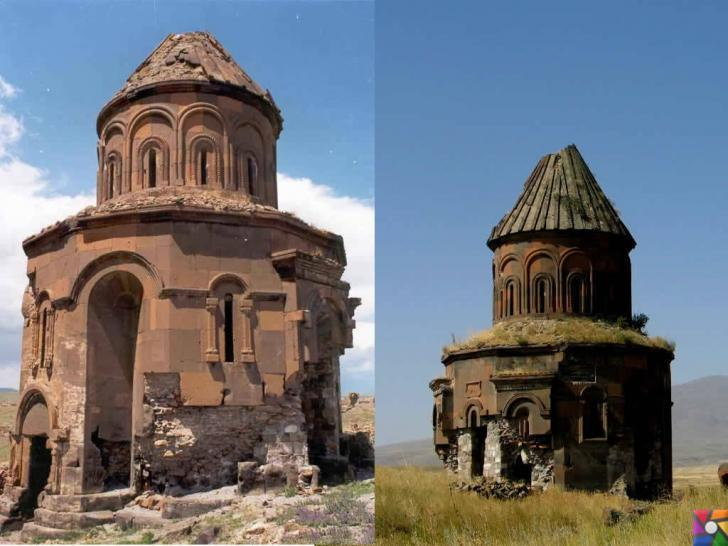 Doğunun unutulmuş imparatorluk merkezi : Ani Antik Kenti | Abukhamrents (Polatoğlu) Kilisesi