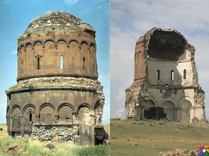 Doğunun unutulmuş imparatorluk merkezi : Ani Antik Kenti | Aziz Prkich Kilisesi