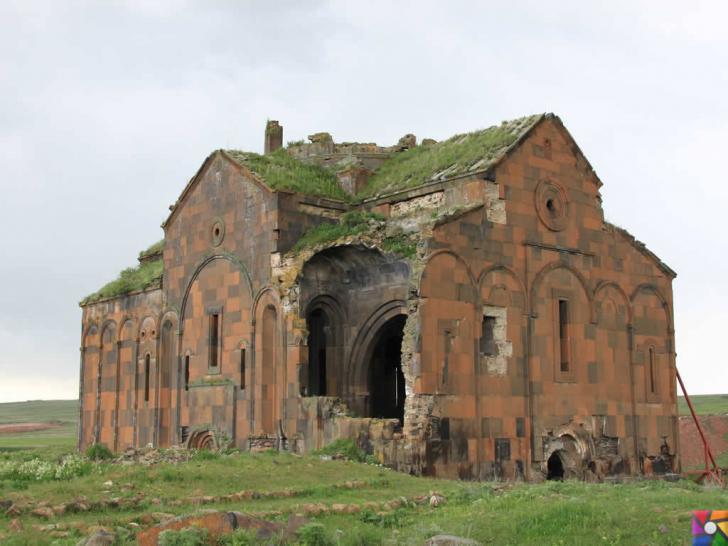 Doğunun unutulmuş imparatorluk merkezi : Ani Antik Kenti | Büyük Katedral (Fethiye Camii)