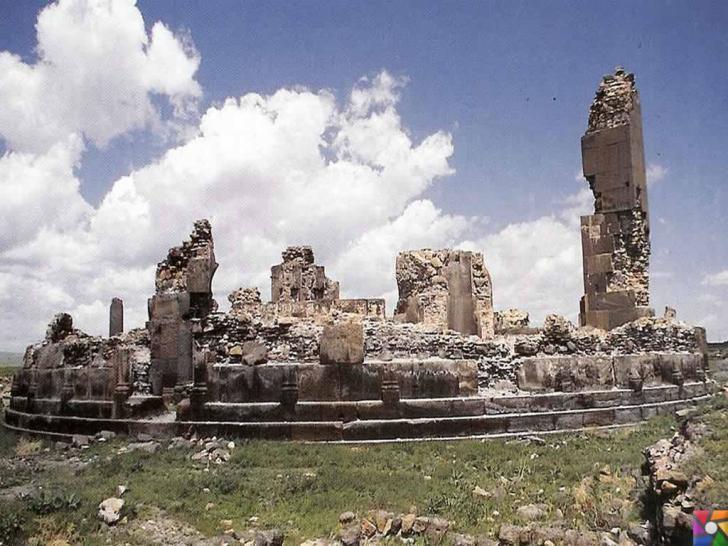 Doğunun unutulmuş imparatorluk merkezi : Ani Antik Kenti | Gagik Kilisesi