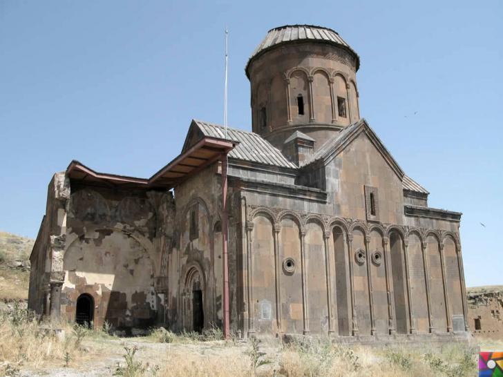 Doğunun unutulmuş imparatorluk merkezi : Ani Antik Kenti | Rahibeler Manastırı