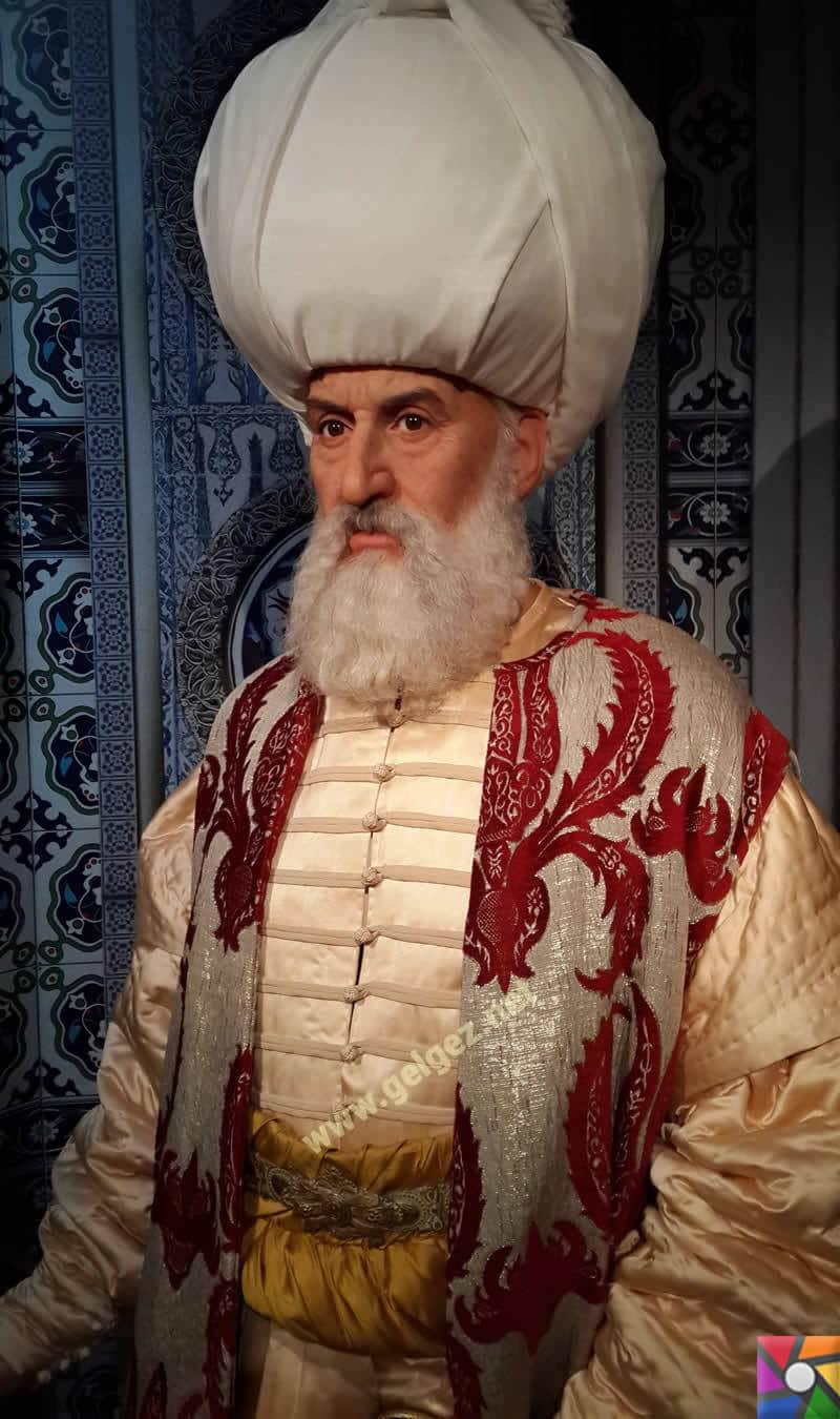 Dünyaca ünlü balmumu müzesi Madame Tussauds Türkiye'de açıldı! | Kanuni Sultan Süleyman