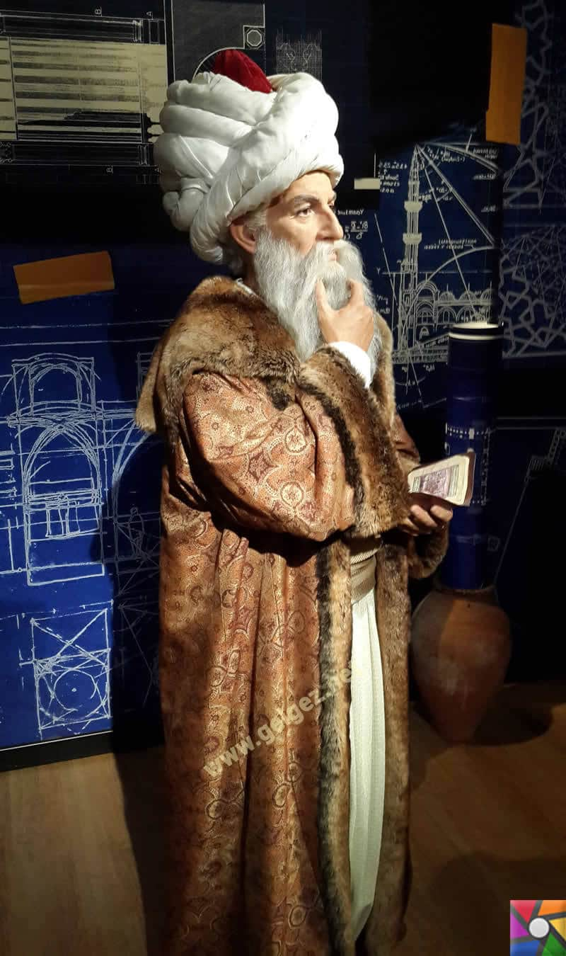 Dünyaca ünlü balmumu müzesi Madame Tussauds Türkiye'de açıldı! | Mimar Sinan