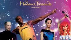 Dünyaca ünlü balmumu müzesi Madame Tussauds Türkiye'de açıldı!