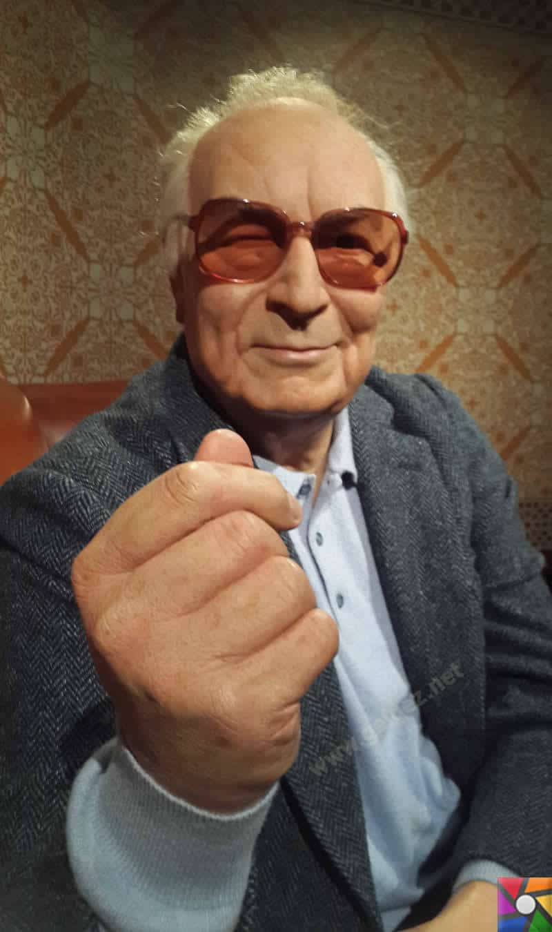 Dünyaca ünlü balmumu müzesi Madame Tussauds Türkiye'de açıldı! | Yaşar Kemal