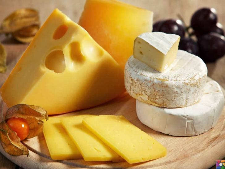 Evdeki gıdaları nasıl saklamalıyız? | Peynirleri buzdolabında bütün saklayınız.