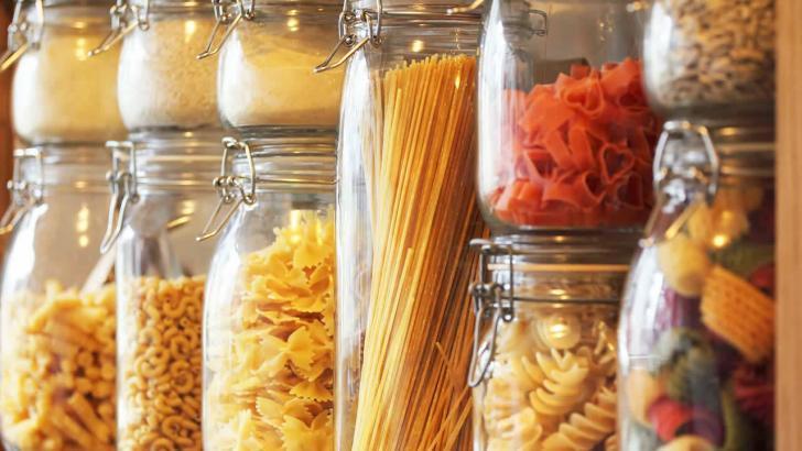 Evdeki gıdaları nasıl saklamalıyız?