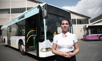 İETT şöförlerine kadın yolcuların istediği yerde durma zorunluluğu getirdi!