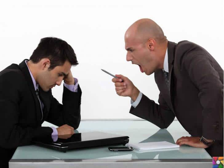 İşyerinde sevilmek istiyorsanız pis 7'liden uzak durun! | İspiyonculuk yapıp iş arkadaşını zor durumda bırakmak